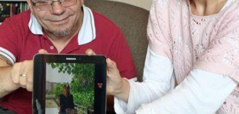 Behindertenverband über Grenzen, ABiD-Bundesvorsitzender Marcus Graubner macht sich für junge Tadschikin stark